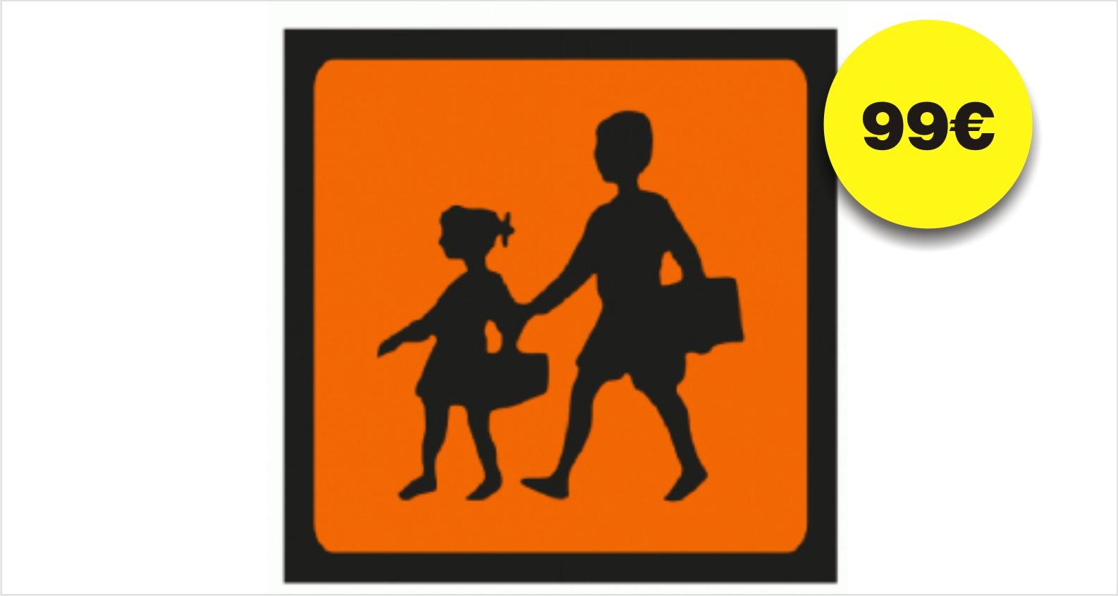Vigilante Transporte Coletivo Crianças
